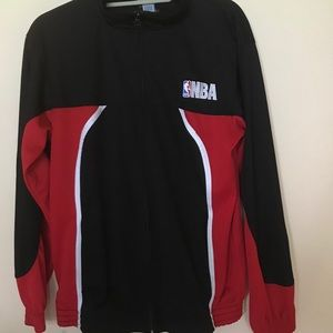 NBA Elevation Basketball Jacket Men's S